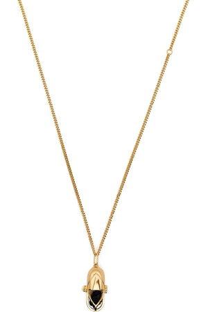 CAPSULE ELEVEN Halskette mit Kristallanhänger