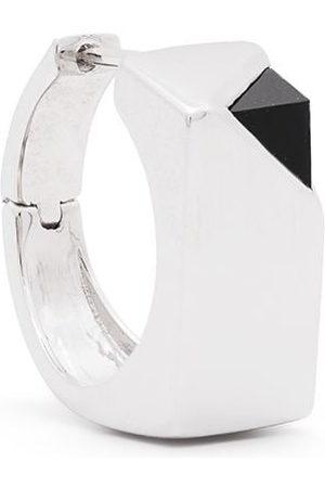 CAPSULE ELEVEN Beneath Signet Ohrring mit Onyx