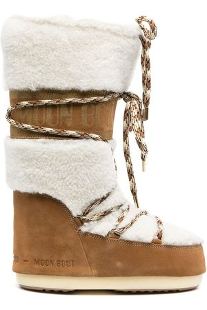 Moon Boot S aus Shearling