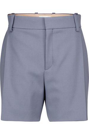 Chloé Shorts aus Schurwolle