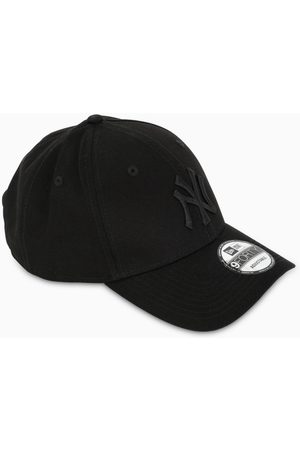 New Era Black NY baseball cap