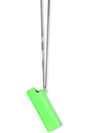 AMBUSH® Green Lighter Case necklace