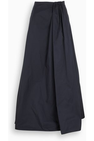 VALENTINO Blue long skirt