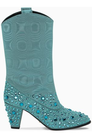 Gucci Boots with crystals