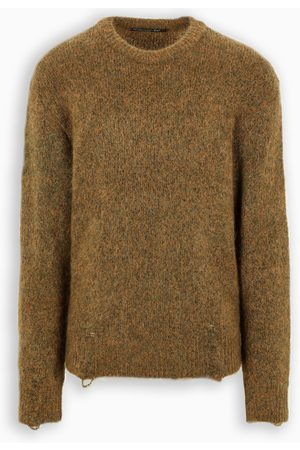 Andersson Bell Damaged crewneck sweater