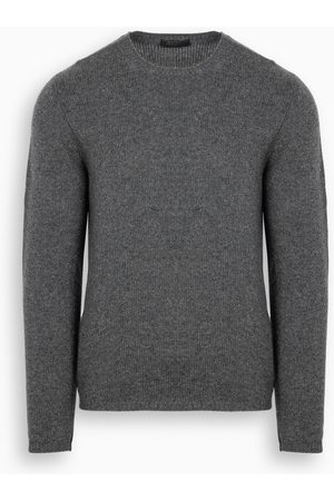 Prada Grey crewneck sweater