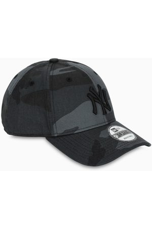 New Era Camouflage NY baseball cap