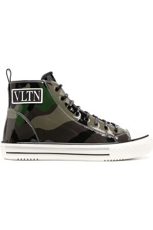 Valentino Garavani Giggies' High-Top-Sneakers