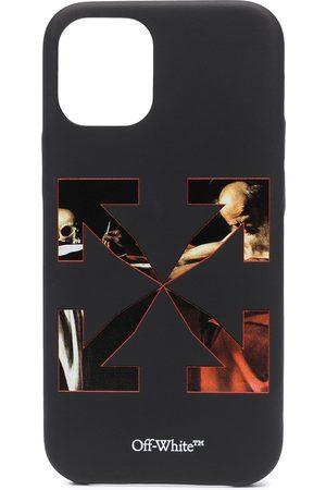 Off-White Herren Handy - Caravaggio print iPhone 12 case