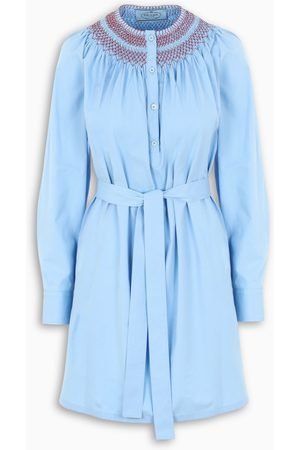 Prada Light blue dress