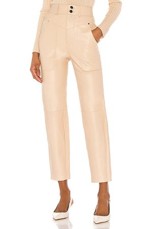 Song of Style Seana Leather Pant in . Size M, S, XL, XS, XXS.