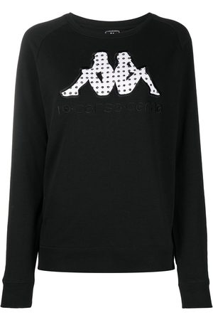 10 CORSO COMO Sweatshirt mit Logo-Stickerei