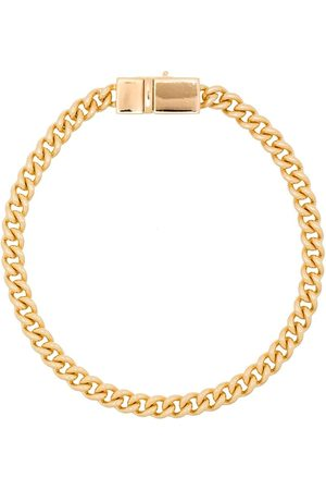 TOM WOOD Curb chain clasp bracelete