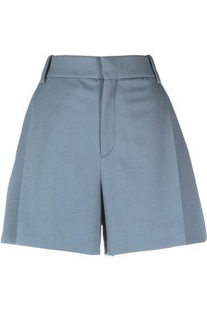 Chloé Shorts mit Falten