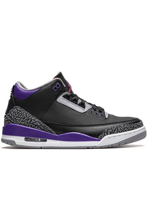 Jordan Air 3 Court Purple' Sneakers