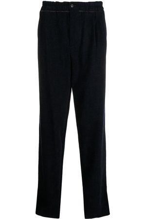 Armani Weite Hose mit Paperbag-Taille