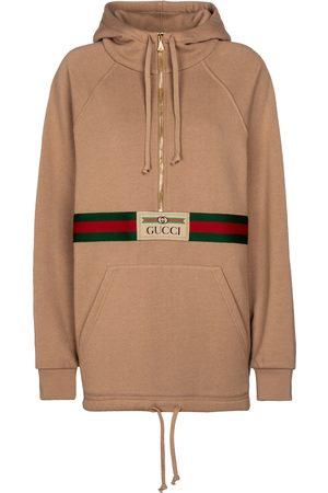 Gucci Hoodie aus Baumwoll-Jersey