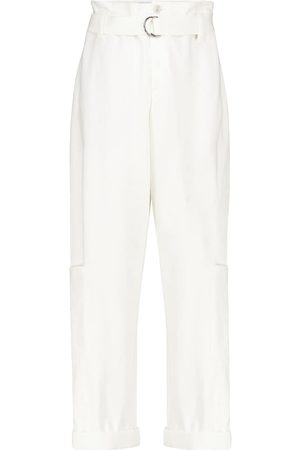 Brunello Cucinelli Damen Hosen & Jeans - Hose aus Baumwolle