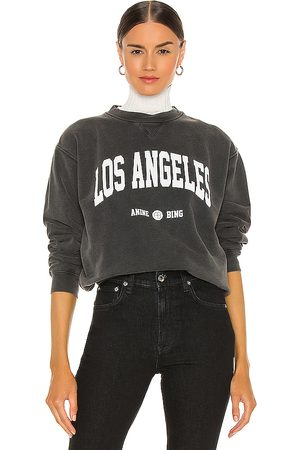 ANINE BING Ramona University Sweatshirt in . Size M, S, XS.