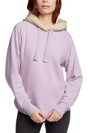 Eddie Bauer Snow Lodge Sweatshirt mit Sherpafutter Damen Gr. S
