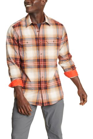 Eddie Bauer Expedition Flanellhemd Herren Gr. XL