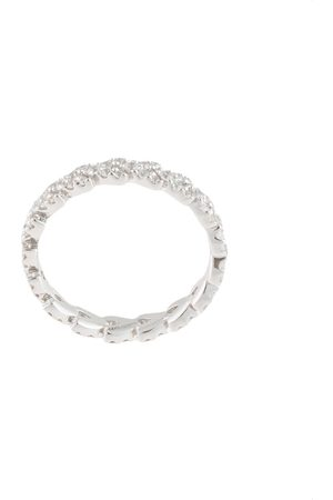 APM Monaco Ring mit Kristallen