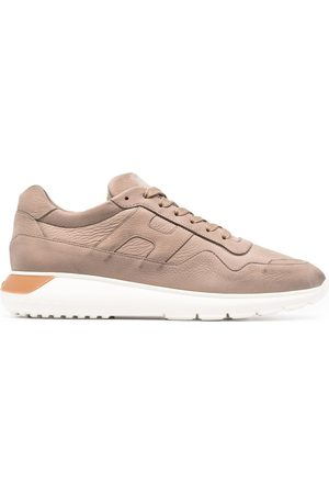 Hogan Interactive³ low-top sneakers - Nude