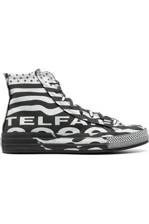 TELFAR X Converse hi-top sneakres