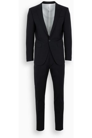 Dsquared2 Blue single-breasted suit