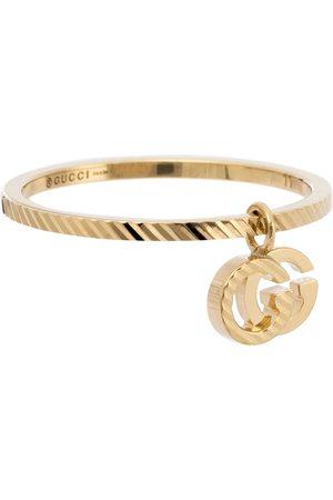 Gucci Ring GG Running aus 18kt Gelbgold