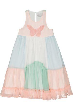 Stella McCartney Kleid aus Seiden-Georgette