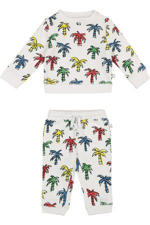 Stella McCartney Baby Set aus Sweatshirt und Shorts