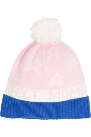 Perfect Moment Beanie mit Pompon