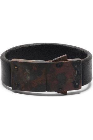 PARTS OF FOUR Armbänder - Armband mit Kastenschloss