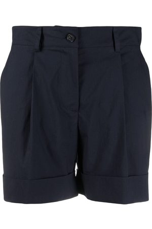 P.a.r.o.s.h. Pleat-front shorts