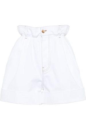 Miu Miu Paperbag-Shorts