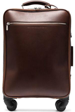 Brunello Cucinelli Herren Koffer - Koffer aus Leder