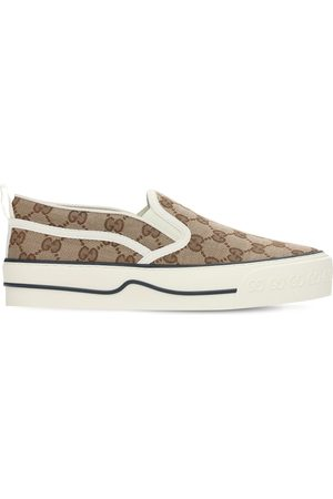 """Gucci 20mm Hohe Slip On-sneakers """" Tennis 1977"""""""