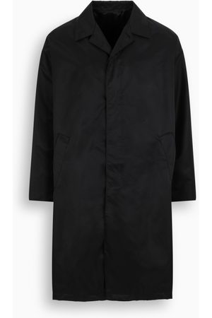 Prada Black nylon trench