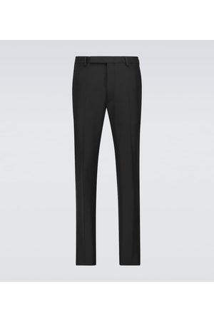 Prada Slim-Fit-Hose aus Tech-Material