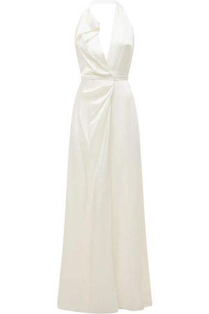 Vivienne Westwood Kleid Aus Viskosekreppsatin