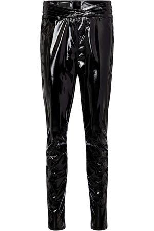 RTA Damen Hosen & Jeans - Hose aus Venyl