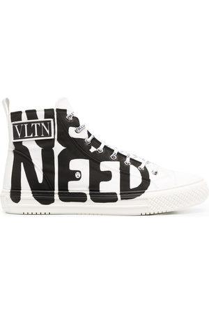 VALENTINO GARAVANI Herren Sneakers - Giggies Lovers Language' High-Top-Sneakers