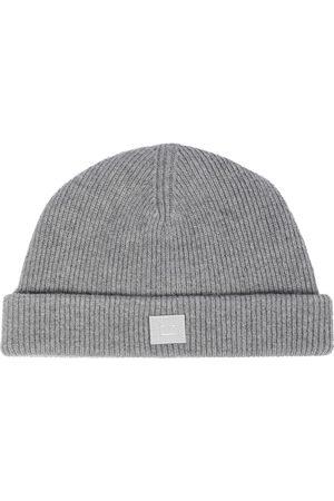 Acne Studios Damen Hüte - Beanie aus Wolle