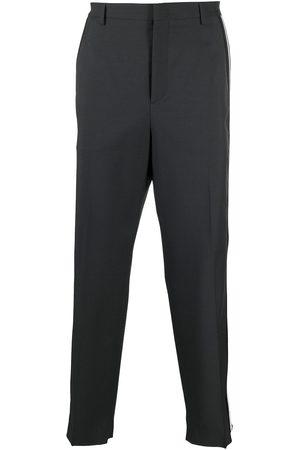 VALENTINO Weite Hose mit Seitenstreifen