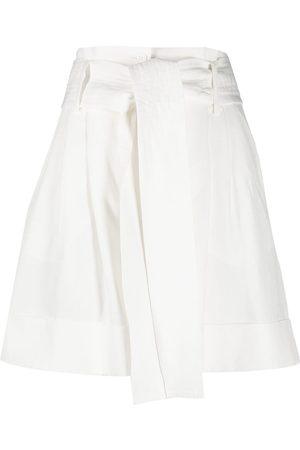 P.a.r.o.s.h. Shorts mit hohem Bund
