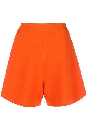 Stella McCartney Hoch sitzende Shorts