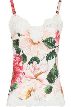 Dolce & Gabbana Camisole-Top mit Spitze