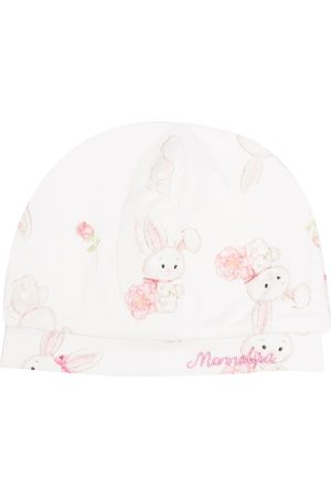 MONNALISA Mütze mit Hasen-Print