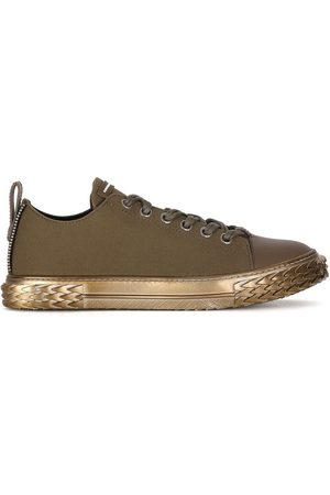 Giuseppe Zanotti Low lace-up sneakers